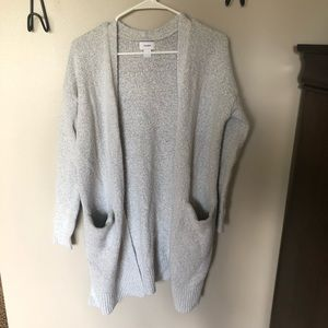 Old Navy Gray Cardigan